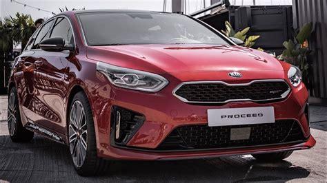 2019 Kia Proceed Unveiled