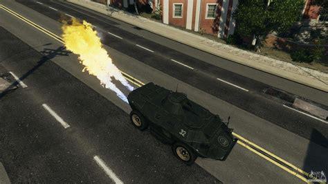 Tank Mod For Gta 4