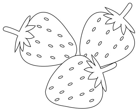 Printable Banana Coloring Pages For Kids Online