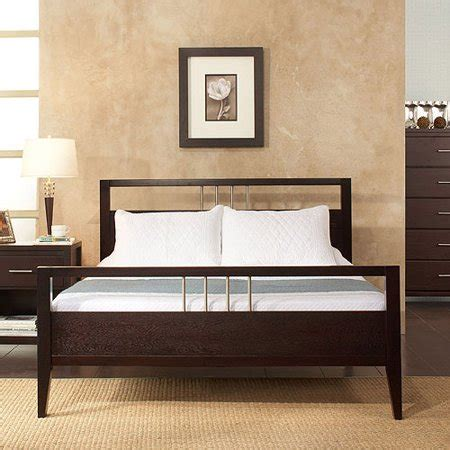 Espresso Headboard King by Nevis California King Platform Bed With Headboard And