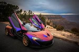 Motor Verso: Baseball Player's Awesome McLaren P1 Looking Good