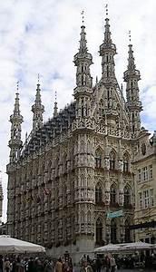Merkmale Der Gotik : sp tgotisches rathaus von l wen belgien 1439 1468 ~ Lizthompson.info Haus und Dekorationen