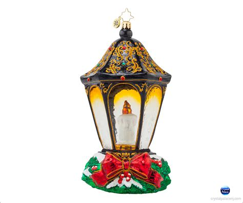 1017617 christopher radko christmas light christmas ornament