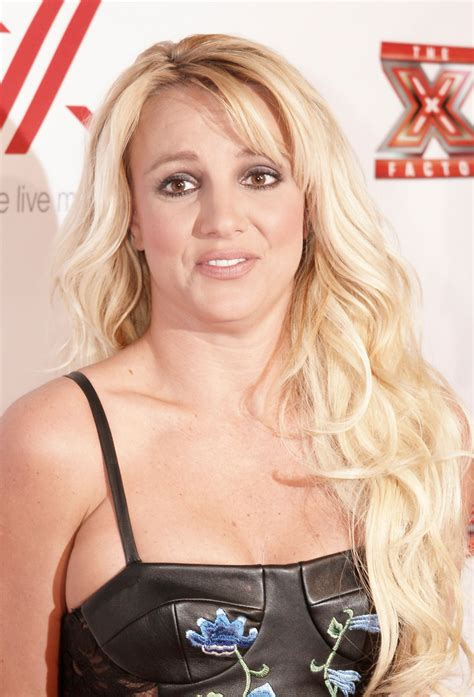 britney spears   factor viewing party  west hollywood