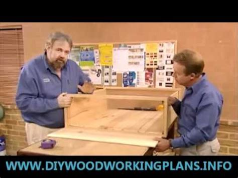 diy woodworking projects    woodworking plans youtube
