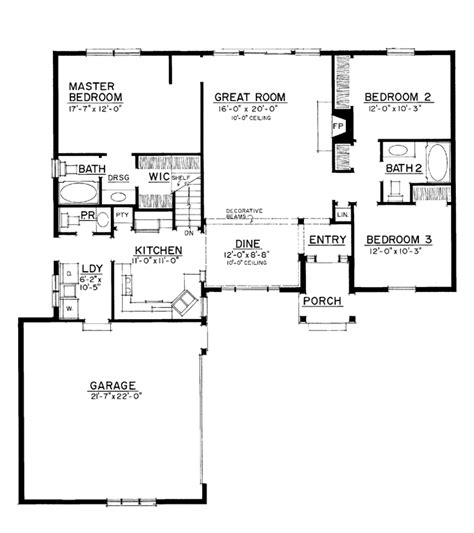 1500 square house plans 1500 sq ft floor plans lots of space in 1500 sq ft house designs pinterest spaces