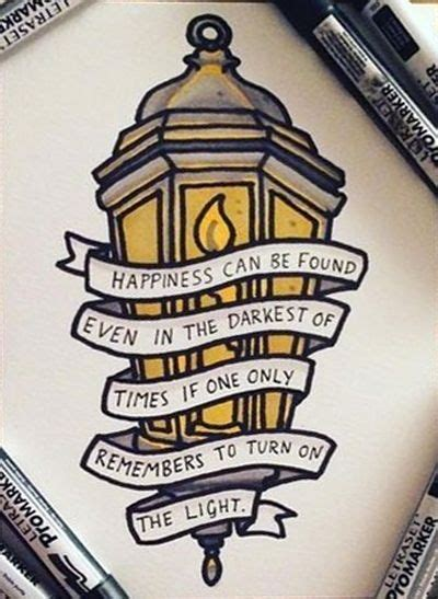 street light  quote tattoo design adult coloring