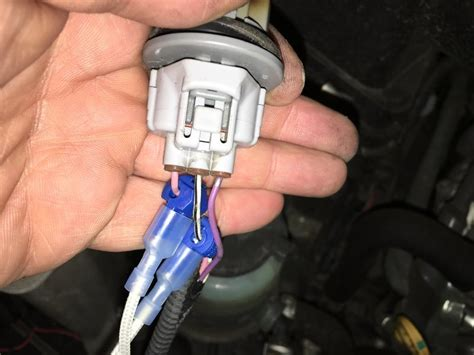 2013 Tundra Wiring Harnes Connector by Diy Led Drl Turn Signal With Resistor Install Toyota