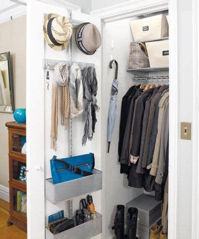 Small Hallway Closet Organization Ideas by Closet Organization Ideas How To Organize A