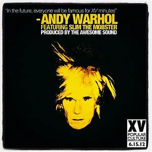 Andy Warhol Dose : xv andy warhol feat slim the mobster ~ One.caynefoto.club Haus und Dekorationen