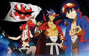 I believe in Gurren Lagann. – The Nerdmaid Writes