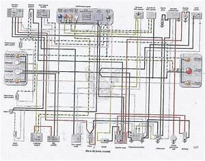 Schema Electrique Piaggio Zip 2t  U2013 Id U00e9e D U0026 39 Image De Moto