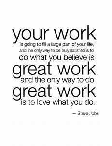 INSPIRATIONAL W... Job Positive Quotes