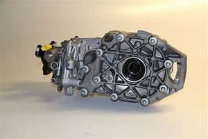 Rear Differential Rebuilt Suitable To A2463501802 A2463501802