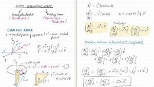 Coriolis Force Derivation And Explanation