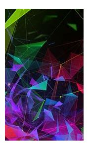 Download Razer Phone 2, abstract, colorful, HD #20987 ...