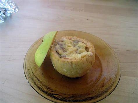 foodies recette cuisine recette de pommes a la creme de mamiloula inversées pour