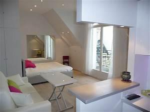 meuble pour studio meuble studio sur enperdresonlapin With location studio mois paris pas cher