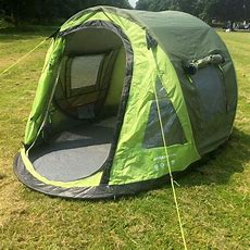 Urban Escape  Matsuri 2 Man Green Popup (pop Up) Tent