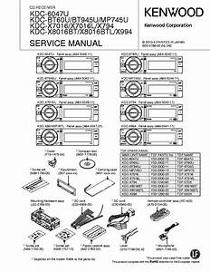 Kenwood Kdc Mp528 Wiring Diagram
