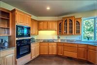 oak kitchen cabinets Having a Perfect Kitchen with Oak Kitchen Cabinets Inside ...