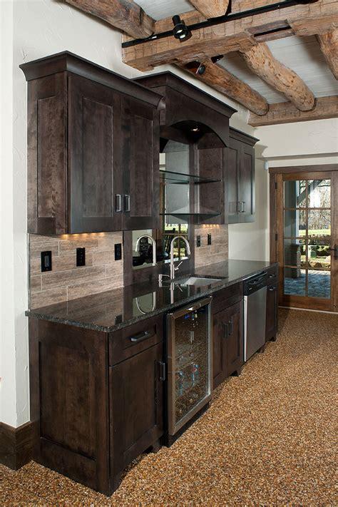 kitchen bar cabinets rustic basement bar bar areas rustic 2277