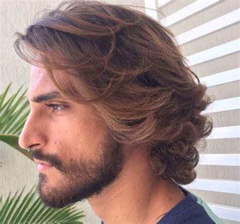 hairstyle pria sesuai bentuk wajah fresh hair cut