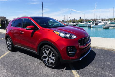 Review Kia Sportage by Review 2017 Kia Sportage Sx Turbo 95 Octane