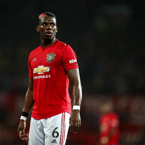This is the official page for paul labile pogba. Report: Manchester United Officials Believe Paul Pogba Won't Play for Club Again | Bleacher ...
