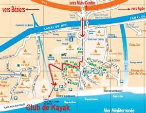 Vias Plage Carte by Location Vacances Mer Location Wiring Diagram Free Download