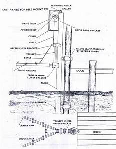 Boat Lift Diagram