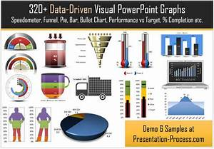 Visual Powerpoint Chart Templates Pack 320 Data Driven
