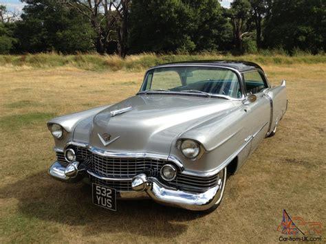 Cadillac Coupe 1954 Coupe De Ville