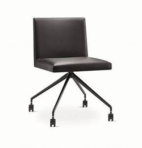 Chaise A Roulette : chaise roulettes ~ Teatrodelosmanantiales.com Idées de Décoration