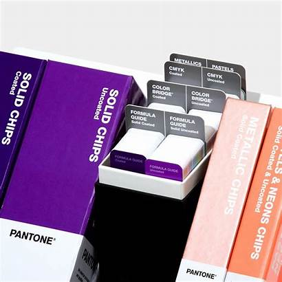 Library Pantone Chip Reference Books Guides Pms