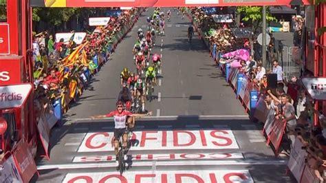Resumen 9 Etapa Vuelta España by Resumen De La Vuelta A Espa 241 A En Directo Etapa 18