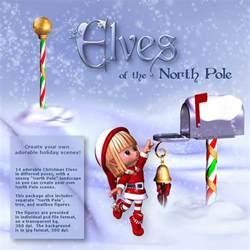 Elves Christmas North Pole