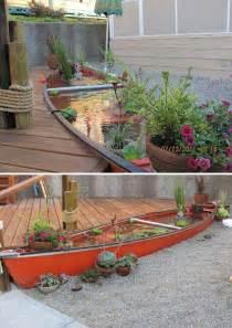 21+ Small Garden Backyard Aquariums Ideas That Will