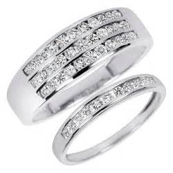 wedding rings sets his and hers bridal sets cheap his and hers bridal sets