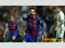 Lionel Messi Sets EL Classico Record; Scores 500 Goals for