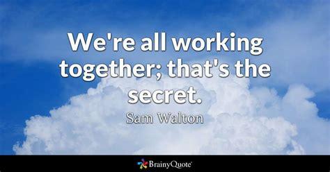 working    secret sam