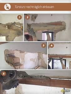 Stahlträger Tragende Wand Einsetzen : t rsturz neu einbauen bau e haus ~ Lizthompson.info Haus und Dekorationen