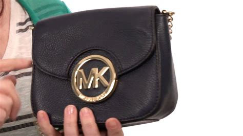 michael michael kors fulton small crossbody sku
