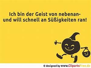 Lustige Halloween Sprüche : lustiger spruch zu halloween ~ Frokenaadalensverden.com Haus und Dekorationen
