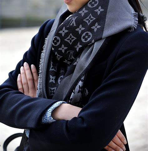 elegant scarfs images  pinterest head scarfs silk scarves  scarfs