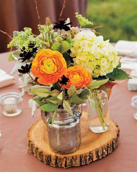51 Rustic Fall Wedding Centerpieces Martha Stewart Weddings