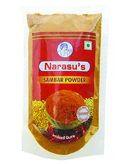 Bill of (total five hundred only) narasu's peabery coffee po wder 500g pouch packing(10 pouches x500gms. Chicory at Best Price in India