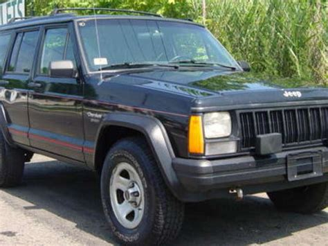 jeep cherokee xj      service manuals