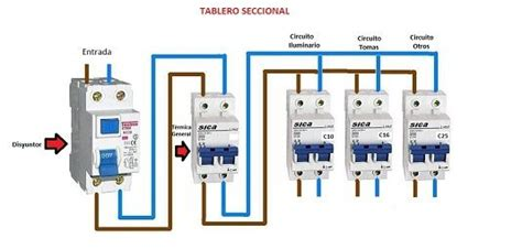 solucionado t 232 rmica y disyuntor yoreparo instalaciones electricas sch 233 ma 233 lectrique
