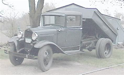 oldtimer gallery trucks  ford aa